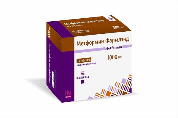 метформин при похудении сколько