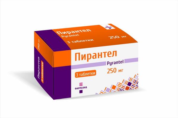 пирантел 250 мг инструкция по применению таблетки